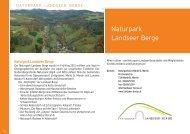 Naturpark Landseer Berge