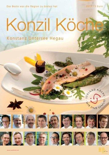 Konstanz Untersee Hegau - Die Köche