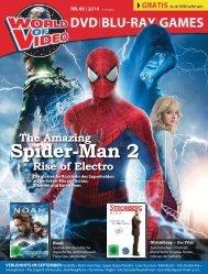 World of Video Kundenmagazin 2014/09