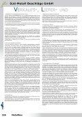 Verzeichnisse - Süd-Metall Beschläge GmbH - Seite 3