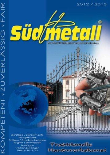 Einführung - Süd-Metall Beschläge GmbH