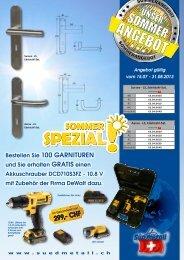 299,- CHF - Süd-Metall Beschläge GmbH