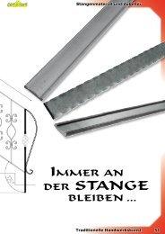 Stangenware und Zubehör