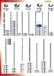 Metallbau 202 Stangenware