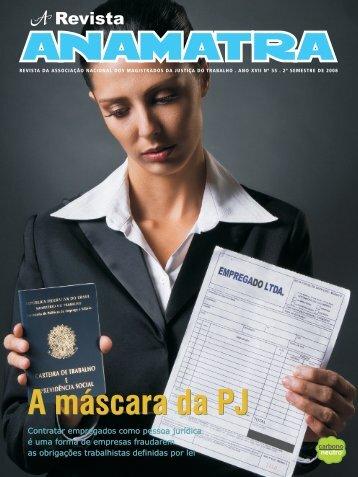 CAPAS 55.indd - Associação Nacional dos Magistrados da Justiça ...