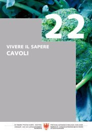 cavoli (2 - Fachschule für Land- und Hauswirtschaft Salern
