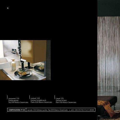 design Lino Codato - documentatie