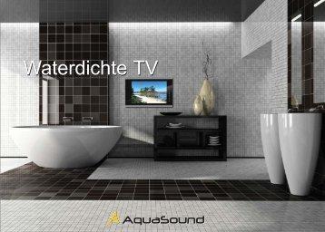 Waterdichte TV - documentatie