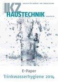 IKZ Haustechnik - Sonderheft Trinkwasserhygiene - Seite 3