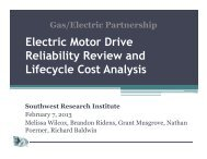 Electric Motor Drive Reliability Review and Lifecycle Cost Analysis