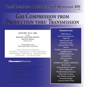 Gas/Electric Partnership