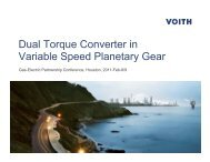 Dual Torque Converter in Variable Speed Planetary Gear