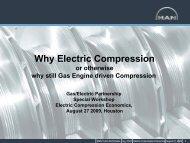 Hier steht der Titel - Gas/Electric Partnership