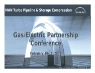 Gas/Electric Partnership Conference
