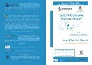 Depliant copia - Amadeus - Scuola di Musica