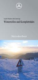 Winterreifen und Kompletträder. - Bölle AG + Co KG