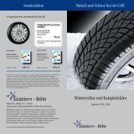 Südstern - Bölle AG + Co KG