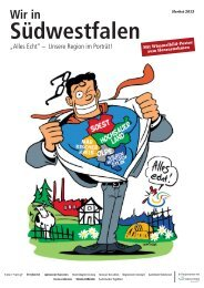 Wir in Südwestfalen - Ausgabe MK und Kreis Soest Im November