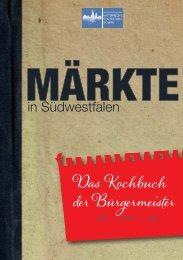 Das Kochbuch der Bürgermeister als PDF Sie ... - Südwestfalen
