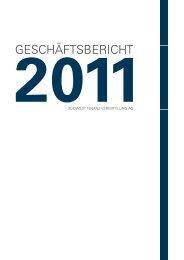 2011 - Südwest Finanz Vermittlung Aktiengesellschaften