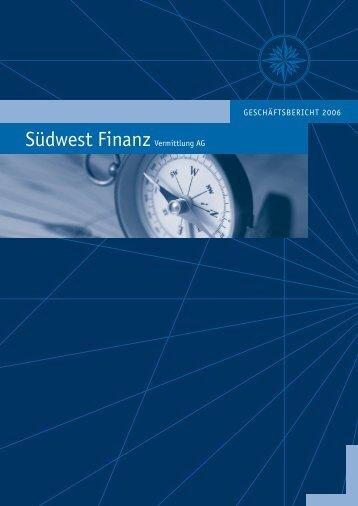 Südwest FinanzVermittlung AG