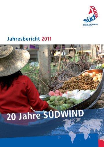 Download Jahresbericht 2011 - SÜDWIND-Institut