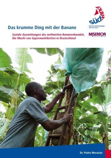 Das krumme Ding mit der Banane - SÜDWIND-Institut