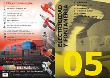 ELECTRICIDAD Y FONTANERIA