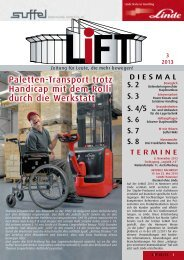 Liftausgabe 3 / 2013 - suffel