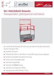 Der Arbeitskorb-Bausatz. Transportabel, platzsparend und ... - suffel
