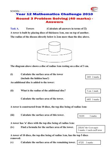 9a round 3 answers suffolk maths fandeluxe Choice Image