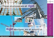 Rigid structures - National STEM Centre