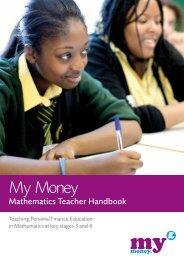My Money - Suffolk Maths