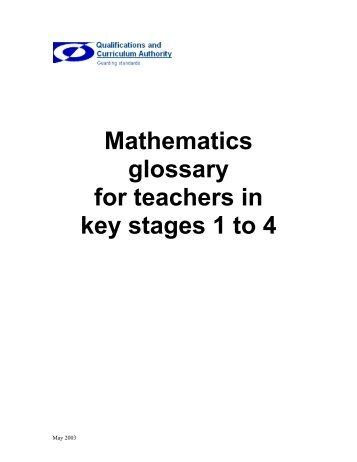 Ks3 mathematics sats past papers