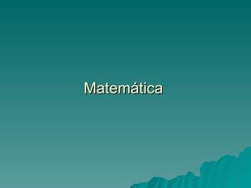 objetivos gerais de matemática para o ensino fundamental