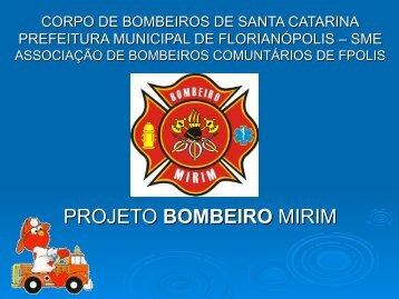 bombeiro - Prefeitura Municipal de Florianópolis