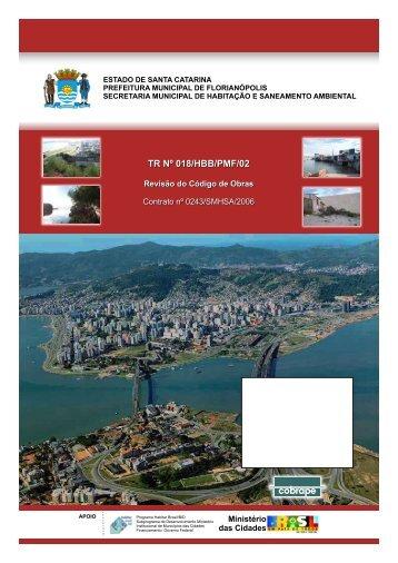 Produto 2 - Prefeitura Municipal de Florianópolis