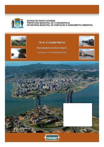 Produto 1 - Prefeitura Municipal de Florianópolis