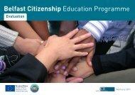 Belfast Citizenship Education Programme - Institute for Conflict ...