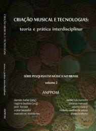 Criação Musical e Tecnologias - Anppom