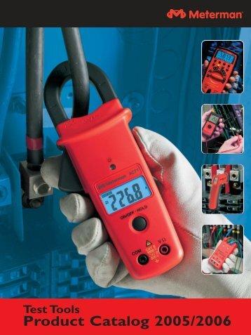 XR Series Portable Multimeters