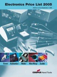 Electronics Price List 2005