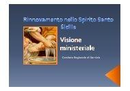 Scarica la presentazione - RnS Sicilia