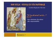 Scarica il percorso formativo - RnS Sicilia