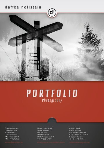 Photography-Portfolio Daffke Hollstein