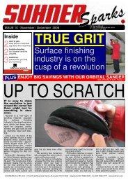 Suhner Sparks Issue No. 14 November-December 2007