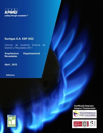 Surtigas S.A. ESP (SG) - Sistema Unico de Informacion de Servicios ...