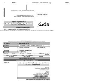 Factura Masiva EPM - EGA - Sistema Unico de Informacion de ...