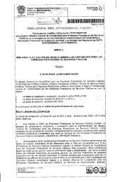 Resolución SSPD 20111300002885 - Sistema Unico de ...