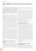 iPods, DRMS et la redevance pour la copie privée L'IFPI, qu ... - Suisa - Page 4